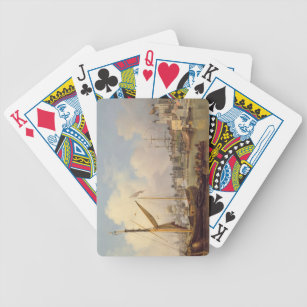 The Tower Of London Gifts Playing Cards Zazzle Uk