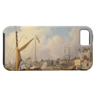 The Thames and the Tower of London supposedly on t Tough iPhone 5 Case