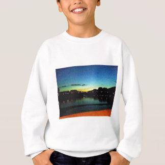 The Thames at Twilight Sweatshirt