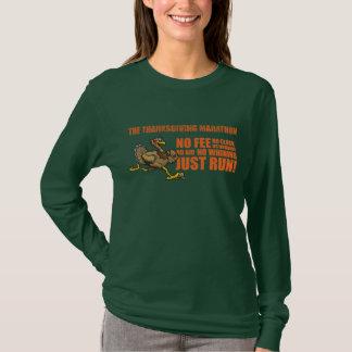 The Thanksgiving Marathon T-Shirt