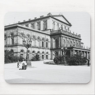 The Theatre at Hannover, c.1910 Mouse Pad