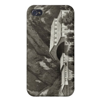 The Theatre at Oberammergau, 1930 Covers For iPhone 4
