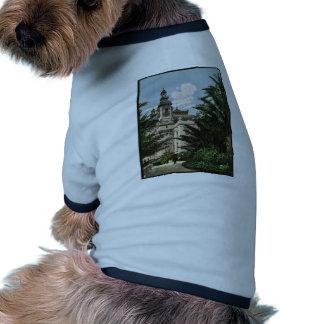 The theatre, Monte Carlo, Riviera classic Photochr Doggie Tshirt