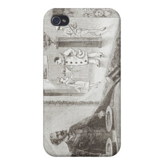 The 'Theatre Optique' and its inventor iPhone 4/4S Case