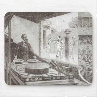 The 'Theatre Optique' and its inventor Mouse Mat