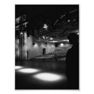 The Theatre Photo Print