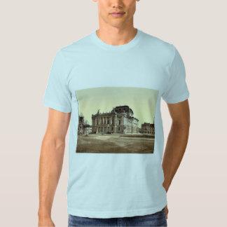 The theatre, Zurich, Switzerland classic Photochro Shirts