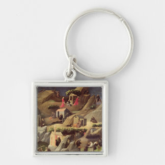 The Thebaid, c.1410 Key Ring
