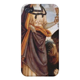 The Theological Virtues Faith iPhone 4/4S Cover