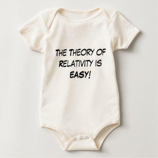 The Theory of Relativity is EASY! Baby Creeper