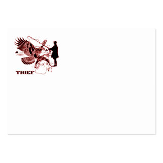The-Thief-1-A Business Card Templates