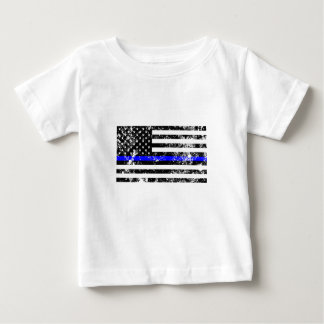 The Thin Blue Line Baby T-Shirt