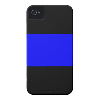 The Thin Blue Line iPhone 4 Case-Mate Case