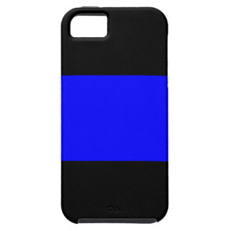The Thin Blue Line iPhone 5 Covers