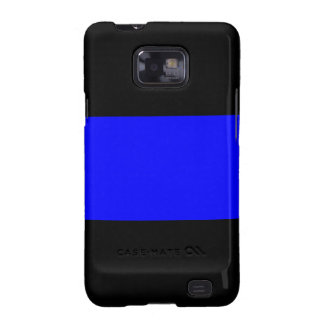 The Thin Blue Line Galaxy S2 Cover