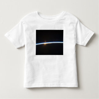 The thin line of Earth's atmosphere Toddler T-Shirt