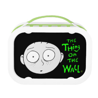 The Thing on the Wall Lunch box