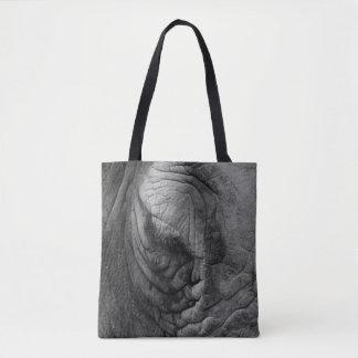 The things Iv'e seen White Rhino Tote Bag