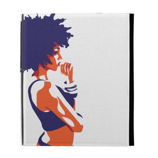 The Thinker Caseable Case iPad Folio Cover