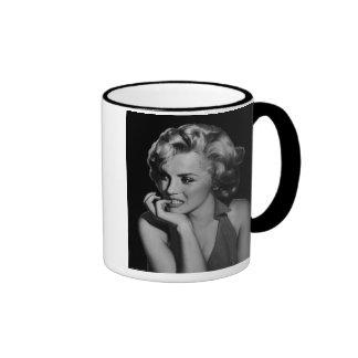 The Thinker Ringer Mug