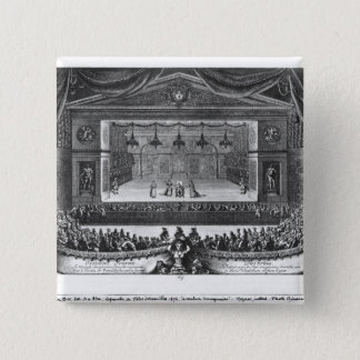 The Third Day 'La Malade Imaginaire' 15 Cm Square Badge