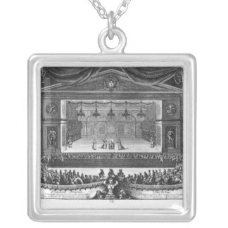 The Third Day 'La Malade Imaginaire' Silver Plated Necklace
