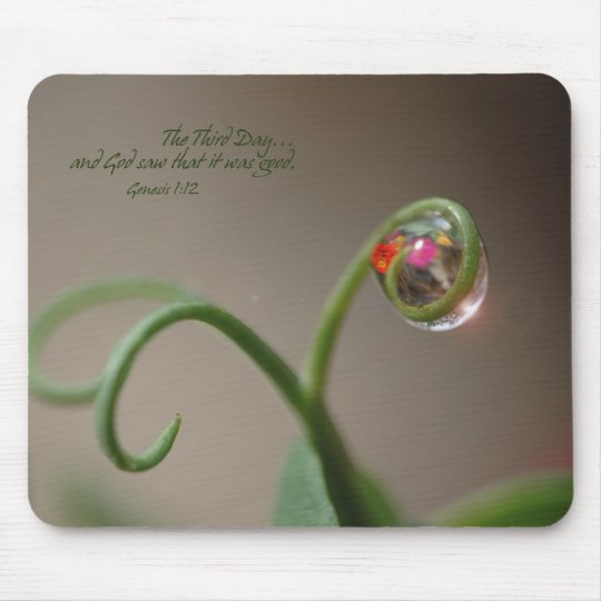 The Third Day Mouse Mat