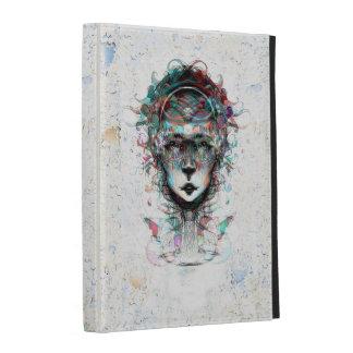 The Third Dimension Case iPad Folio Case