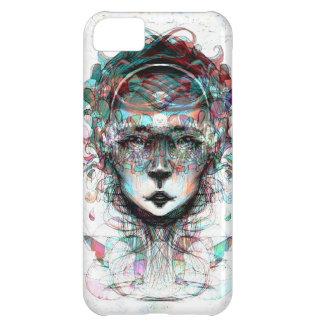 The Third Dimension iPhone Case iPhone 5C Case