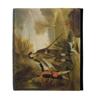 The Third Duke of Richmond (1735-1806) out Shootin iPad Cases