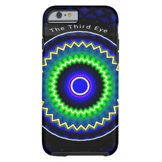 The Third Eye Blue Trendy Kaleidoscope IPhone6 Tough iPhone 6 Case