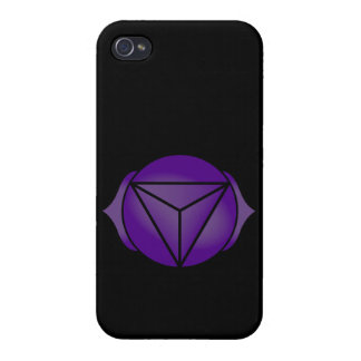 The Third Eye Chakra iPhone 4 Covers