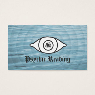 The Third Eye Psychic Reading Business Card