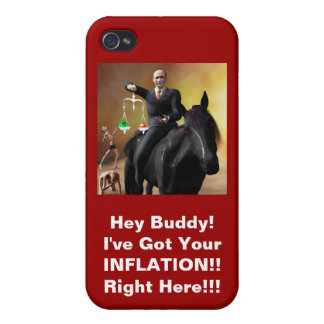 The Third Horseman Cases For iPhone 4