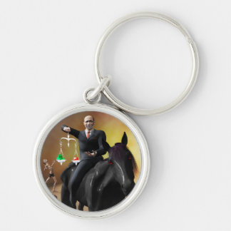 The Third Horseman Keychains