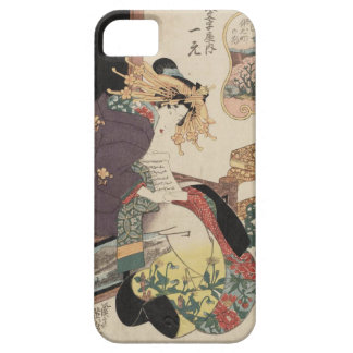 The Third Month, Cherry Blossoms in Naka-no-chô iPhone 5 Case