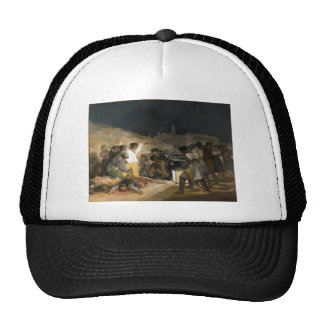 The Third of May 1808 by Francisco Goya Trucker Hat