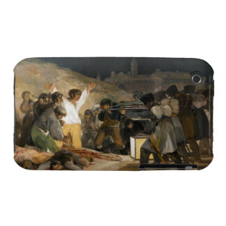 The Third of May 1808 by Francisco Goya iPhone 3 Case-Mate Cases
