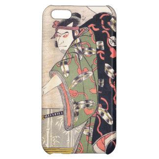The Third Otani Oniji as Samurai Katsukawa shunsho iPhone 5C Case