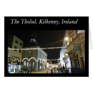 The Tholsel, Kilkenny, Ireland Card