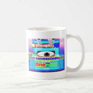 the thought of our intrinsic inter-connectedness mug