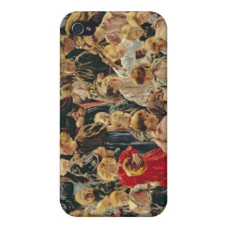 The Three Ages of a Working Man, 1895 iPhone 4/4S Cover