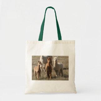 The Three Amigos, Alpaca-Style Budget Tote Bag