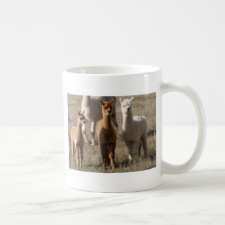 The Three Amigos, Alpaca-Style Coffee Mug