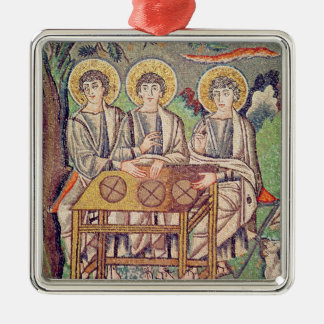 The Three Angels Christmas Ornament