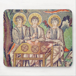 The Three Angels Mouse Mat