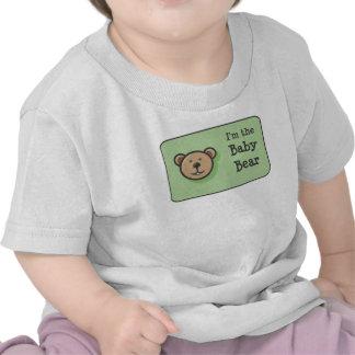 The Three Bears Family Tee Shirts