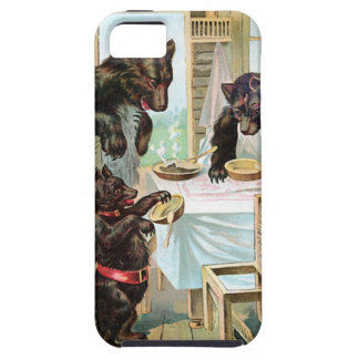 The Three Bears iPhone 5 Cover