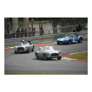 THE THREE CONTENDERS (photographic) Photo Print