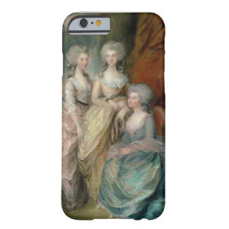 The three eldest daughters of George III: Princess Barely There iPhone 6 Case